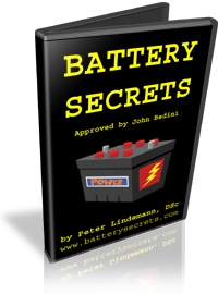 Battery Secrets by Peter Lindemann