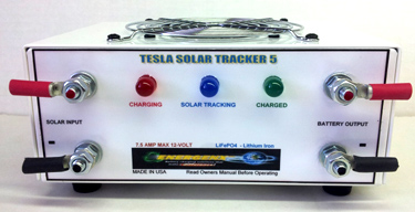 Tesla Chargers S7.5A12 Solar Charge Controller