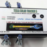 Tesla Chargers S3A12 LiFePO4 Tesla Solar Tracker 5