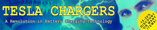 Tesla Chargers 15-20% Discount