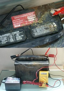 Battery Rejuvenated