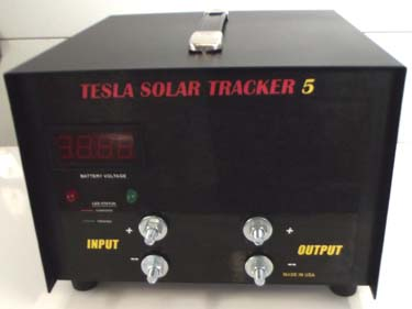 Tesla Chargers S160A12 & S160A24 Solar Charge Controller